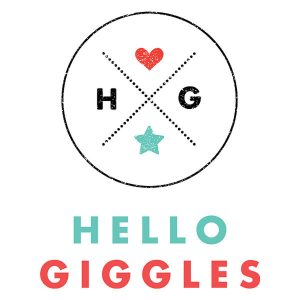 Hello Giggles - logo